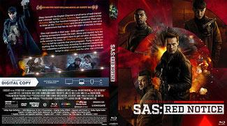 SAS Red Notice (2021) (Blu-Ray) V2