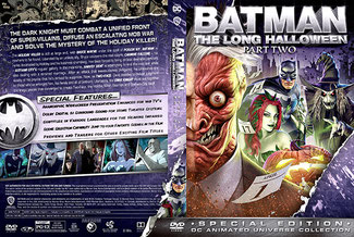 Batman The Long Halloween Part 2 (2021)  V2