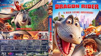 Dragon Rider (Le Dragon argenté) (2021) Blu-Ray