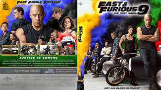 Fast & Furious 9 (2021) BD