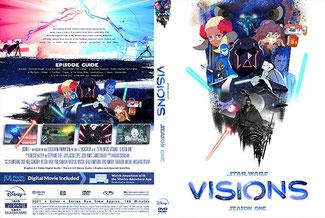 Star Wars Visions Saison 1