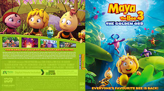 Maya The Bee The Golden Orb (2021) BD