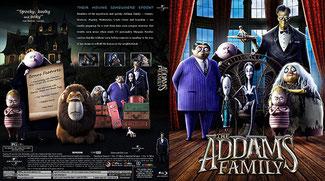The Addams Family (2019) BluRay