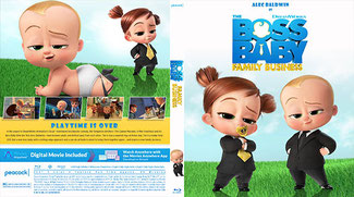 The Boss Baby 2 Family Business (2021) BD