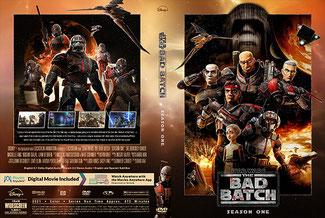 Star Wars The Bad Batch Saison 1 V3