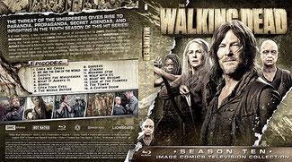 The Walking Dead Saison 10 (Blu-Ray)
