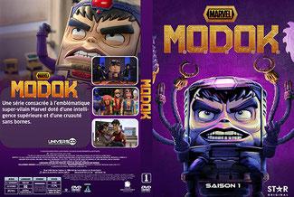 M.O.D.O.K. Saison 1 (2021) V2