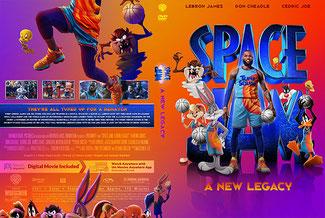 Space Jam A New Legacy (2021) V2