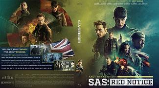 SAS Red Notice (2021) (Blu-Ray)
