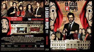 La Casa De Papel Saison 1 (Blu-Ray)