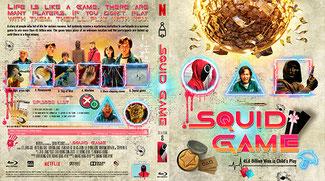 Squid Game Season 1 (BluRay) V2