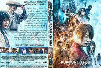 Rurouni Kenshin Final-The Beginning (2021)