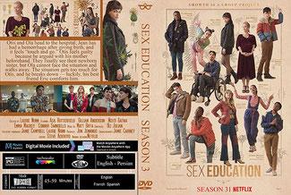 Sex Education Saison 3 V2