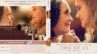 Two Of Us (2021) Blu-Ray