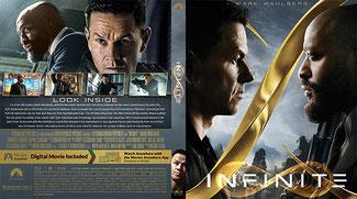 Infinite (2021) Blu-Ray