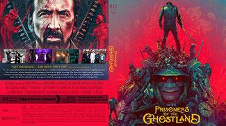 Prisoners Of The Ghostland (2021) BD