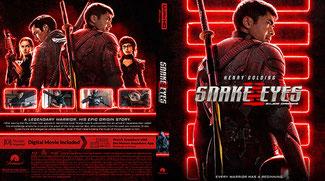 Snake Eyes G I Joe Origins (2021) UHD