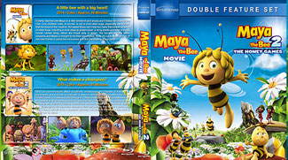 Maya The Bee The Golden Orb Maya the Bee Double Feature BD