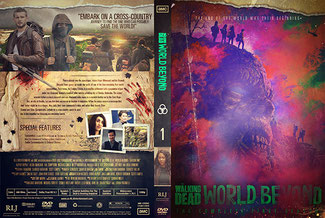 The Walking Dead World Beyond Saison 1 V2