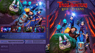 Trollhunters Rise Of The Titans (2021) UHD 4K