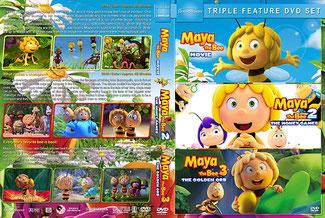 Maya The Bee Triple Feature