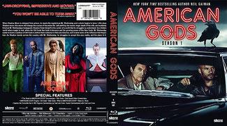 American Gods Saison 1 BD V2