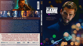 Most Dangerous Game (2021) Blu Ray