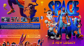 Space Jam A New Legacy (2021) BD
