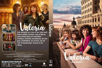 Valeria Saison 1