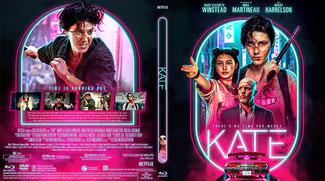 Kate (2021) Blu-Ray