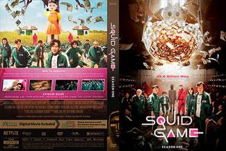 Squid Game Season 1  (English)