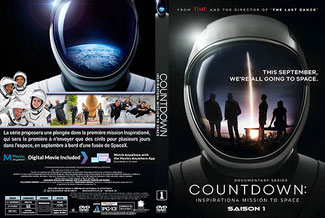 Countdown Inspiration4 Mission to Space Saison 1 (FR)
