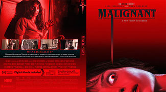 Malignant (2021) BluRay