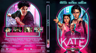 Kate (2021) Blu-Ray+Ultra-HD