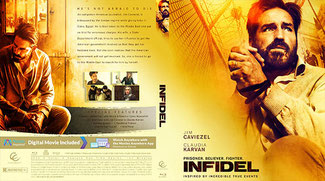 Infidel (2021) BLU-RAY
