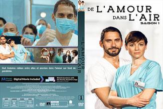 De l'amour dans l'air Saison 1 (Français)