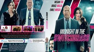 Midnight in The Switchgrass (2021) Blu-Ray