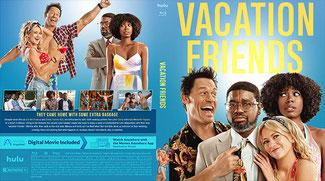 Vacation Friends (2021) (BLU-RAY)