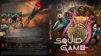 Squid Game Season 1 (BluRay) V3