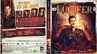 Lucifer Saison 1 Blu-Ray