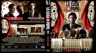 La Casa De Papel Saison 3 (Blu-Ray)