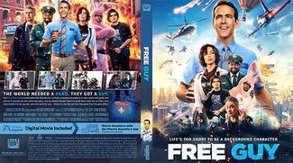 Free Guy (2021) BluRau+UHD