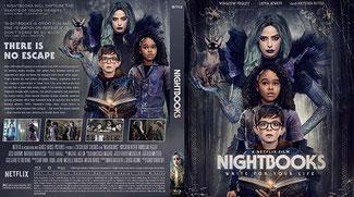 Nightbooks (2021) Blu-Ray+UHD