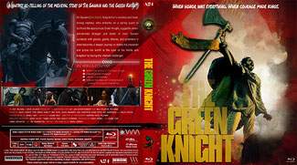 The Green Knight (2021) BD