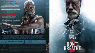 Don't breathe 2 (2021) (Blu-Ray) + UHD