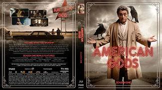 American Gods Saison 1 BD
