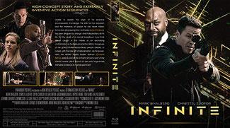 Infinite (2021) Blu-Ray V2