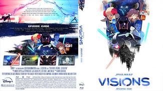 Star Wars Visions Saison 1 BluRay