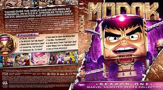 M.O.D.O.K. Saison 1 (2021) BD
