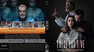 False Positive (2021) BLU-RAY